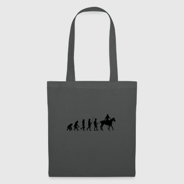 Evolution to the rider T-shirt gift - Tote Bag