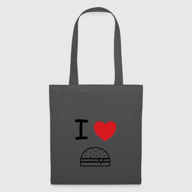 I love burger gift idea - Tote Bag