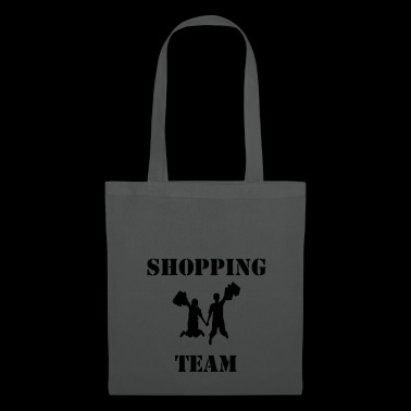 Shopping Team - Stoffbeutel