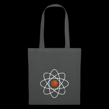 Atom Basketball Sport ADN Génétique Neutron Proton - Tote Bag