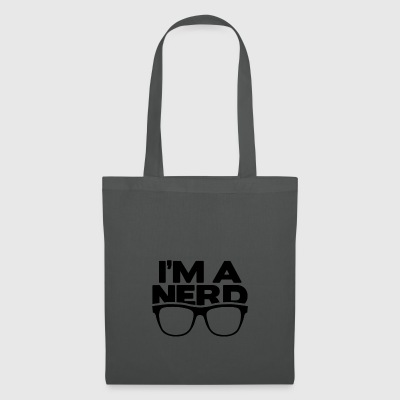 I am a nerd - Tote Bag