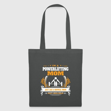 Powerlifting Mom Shirt Gift Idea - Tote Bag