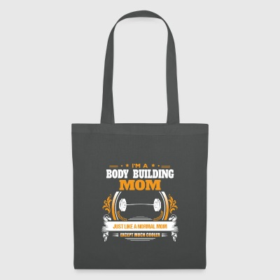 Body Building Mom Shirt idée cadeau - Tote Bag