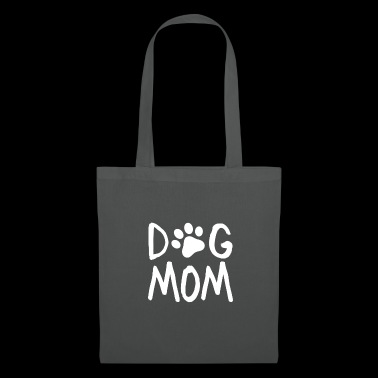 Dog Mom Dog Mom Gift Hundemama walkies - Tas van stof