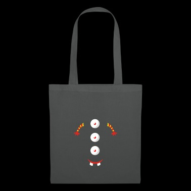 3 eyed button design - Tote Bag