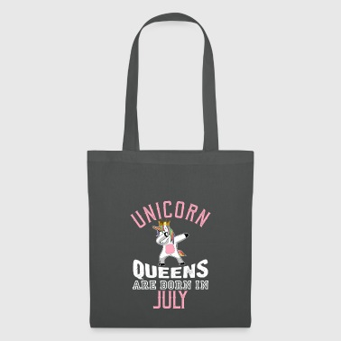 Unicorn Queens Are Born In July - Tote Bag