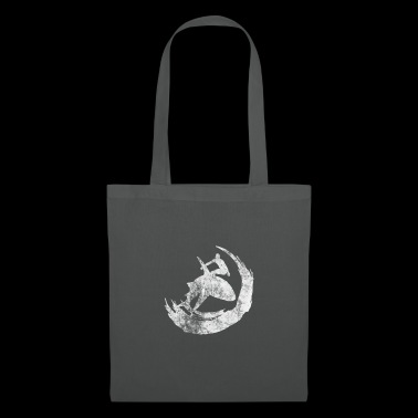 Surfing surfer gift surfing shark whale waves - Tote Bag