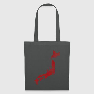 mapa_de_japon - Tote Bag