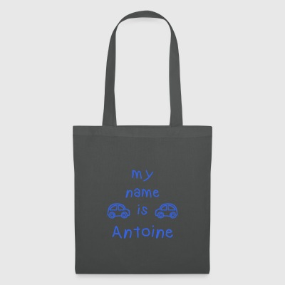 ANTOINE MY NAME IS - Tote Bag