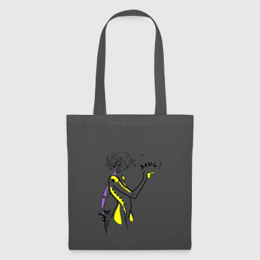 bang!! - Tote Bag