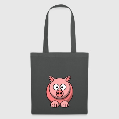 Piggy T-shirt - Tote Bag