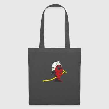 fire fighter - Tote Bag