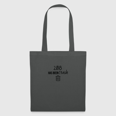 2018 a été ordures - Tote Bag
