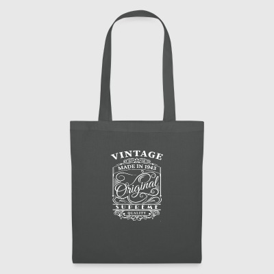 Vintage Made in 1943 Original - Tote Bag