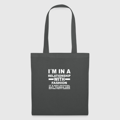 Relationship with FASHION - Tote Bag