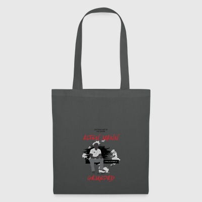 Oldman style wei il fond - Tote Bag
