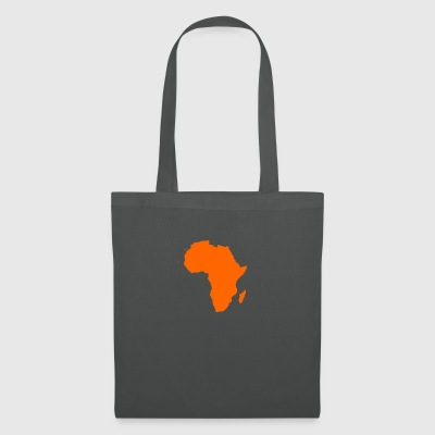 african map - Tote Bag
