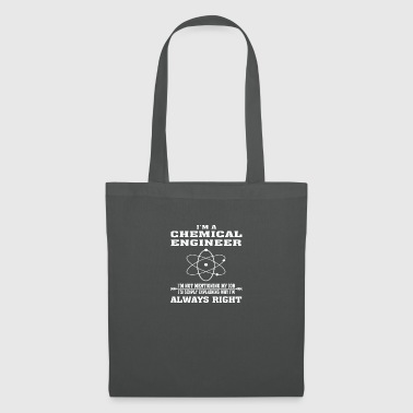 Scientists Dream, Chemical Engineers Do - Funny - Tote Bag