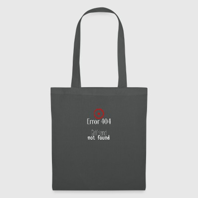 Error 404 - Tote Bag
