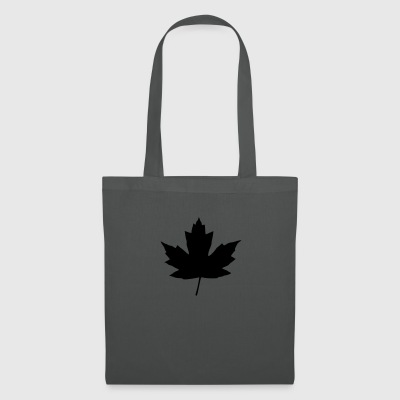 feuille d'érable - Tote Bag