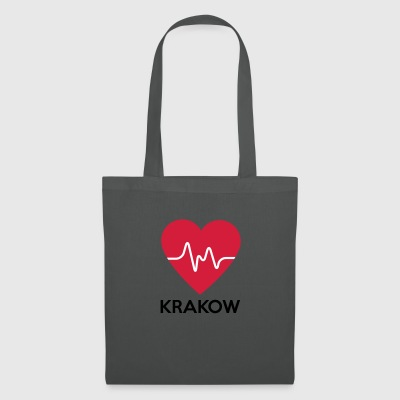 heart Krakow - Tote Bag