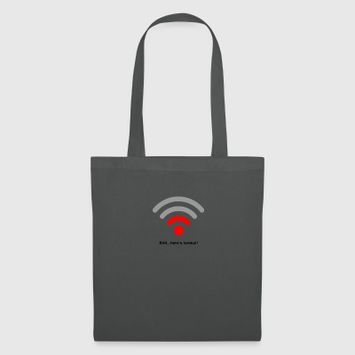 Heres karma - Tote Bag