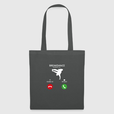 Appel Appel mobile bboy breakdance Breakin - Tote Bag