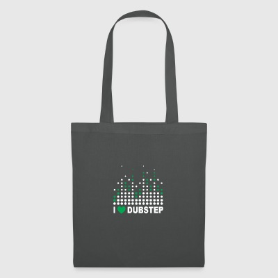 I love dubstep - Tote Bag