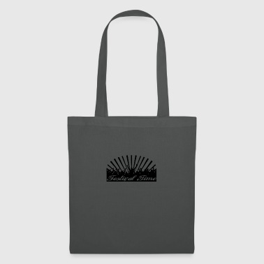 Festival Time Logo - Tote Bag