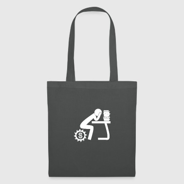 Work wite - Tote Bag