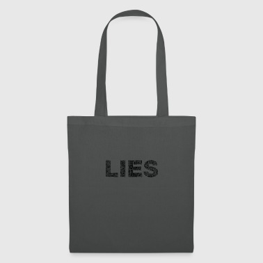 Lies and Truth - Tote Bag