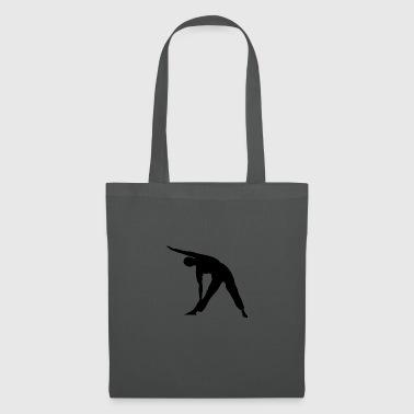 Yoga exercise - Tote Bag