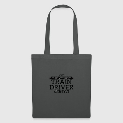 Train driver, train conductor, railway, subway, ICE, train - Tote Bag