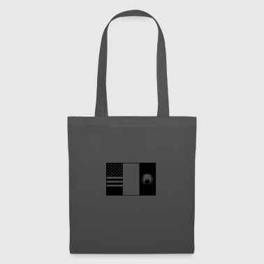 3flags blak - Tote Bag