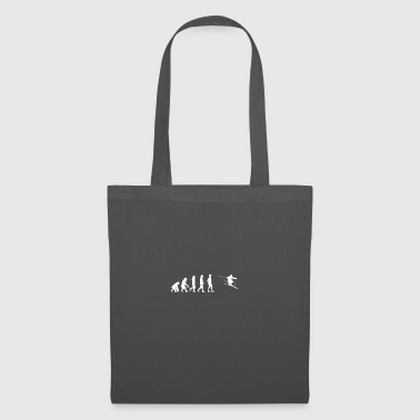 EVOLUTION ski de ski - Tote Bag