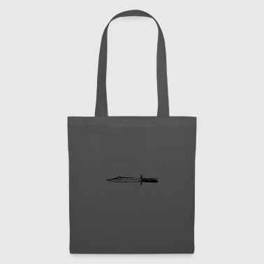 couteau - Tote Bag