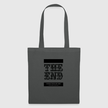 Theendmovie blak - Tote Bag