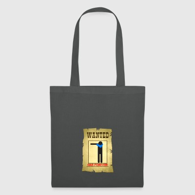 WANTED DAB / Tous cherchent dab - Tote Bag