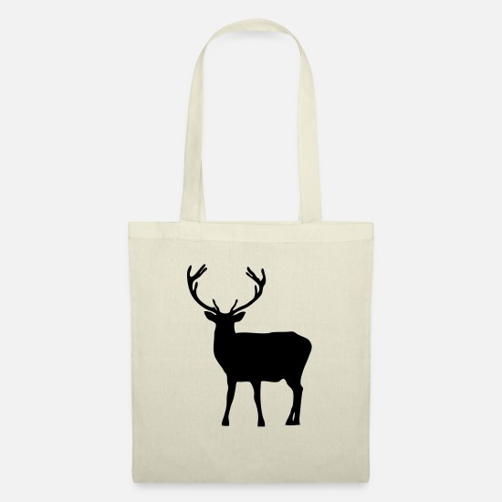 Stag Bags & Backpacks - Lone Stag - Tote Bag nature