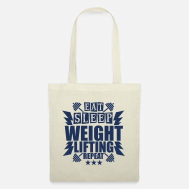 Weightlifting Weightlifter Weightlifter Weightlifter - Tote Bag
