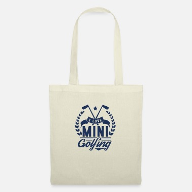 Golf Golf Golf Golf Golf - Tote Bag