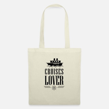 Cruise Crew Travel ship cruise cruises yacht crew - Tote Bag