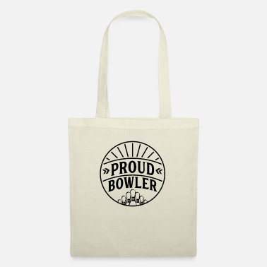 Teenager Proud bowler - Tote Bag
