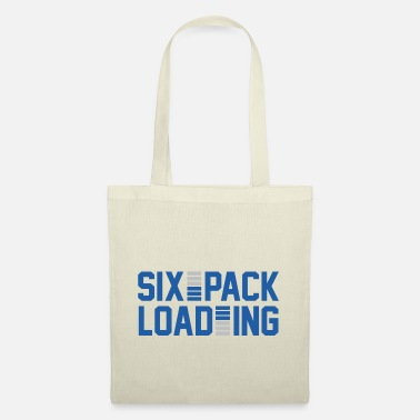 Six Pack Loading - Tote Bag