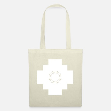 Andes Chakana Cruz Andina Andes Cross - Tote Bag