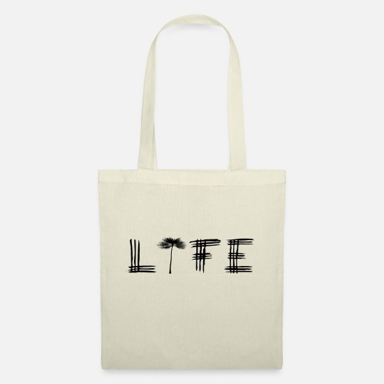 Gift Idea Bags & Backpacks - LIFE - LIFE - Tote Bag nature
