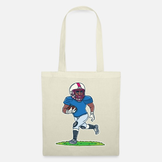 Rugby Bags & Backpacks - American football - Tote Bag nature