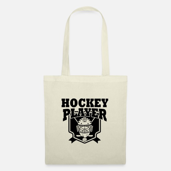 Floor Hockey Bags & Backpacks - Indoor Hockey Hockey Player Hockey Field Hockey Team - Tote Bag nature