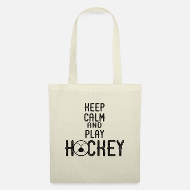 Indoor Hockey Indoor Hockey - Tote Bag