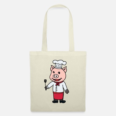 Hunger Chef cook restaurant gourmet kitchen job - Tote Bag